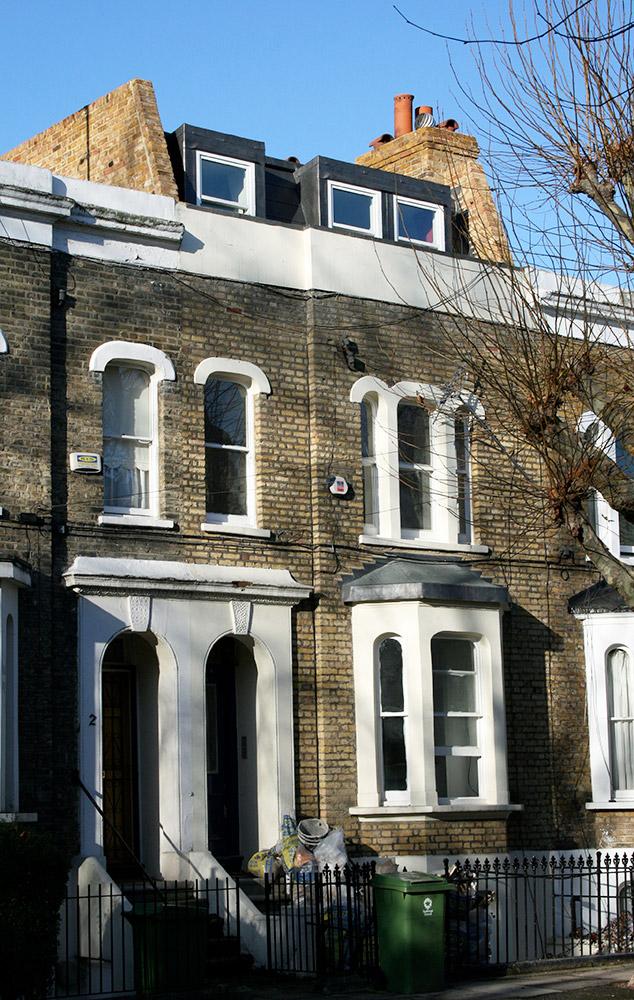 Mansard South London Lofts