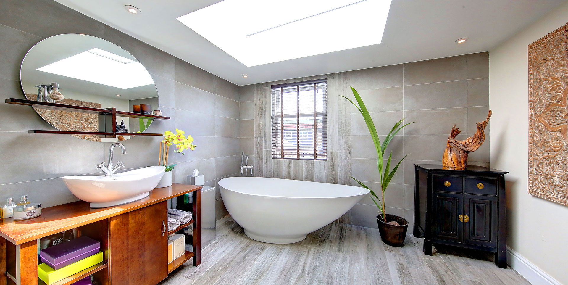 Loft Conversion Bathroom