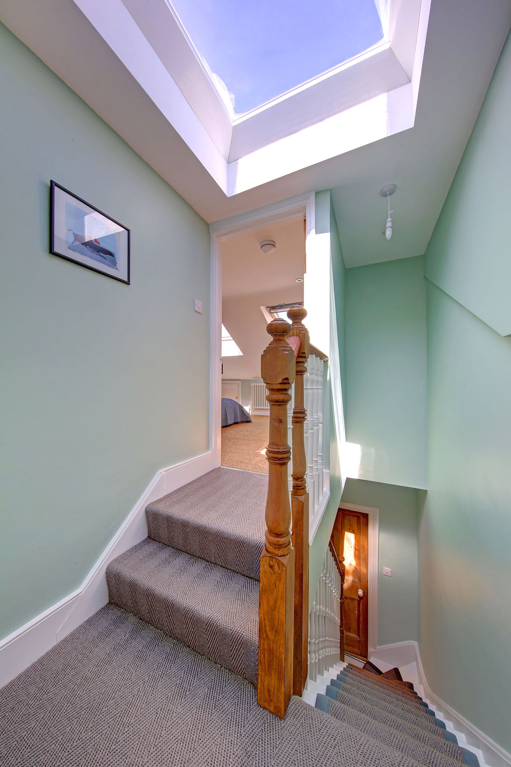 Rosenthorpe Road loft conversion