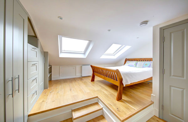 velux roof conversion