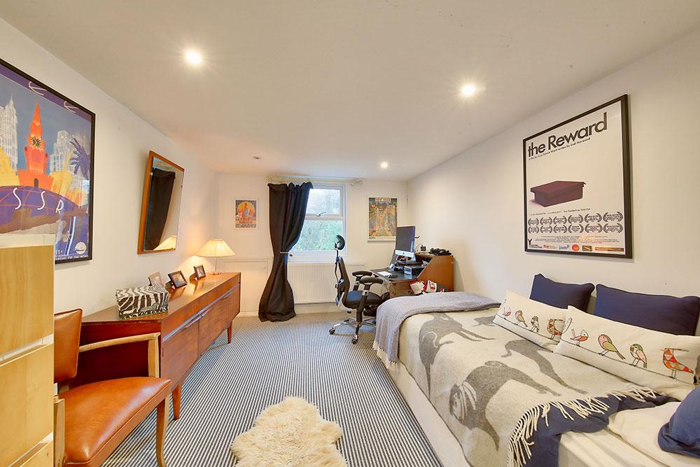 Gipsy Road SE27 Bedroom